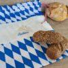 bayerischer Brotbeutel mit Stickerei