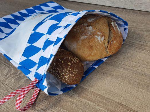 Brotbeutel groß genug für die ganze Familie