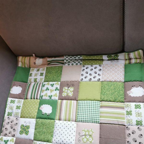 Sofa Polster genäht für Katzen und Hunde, Steppdecke für das Sofa